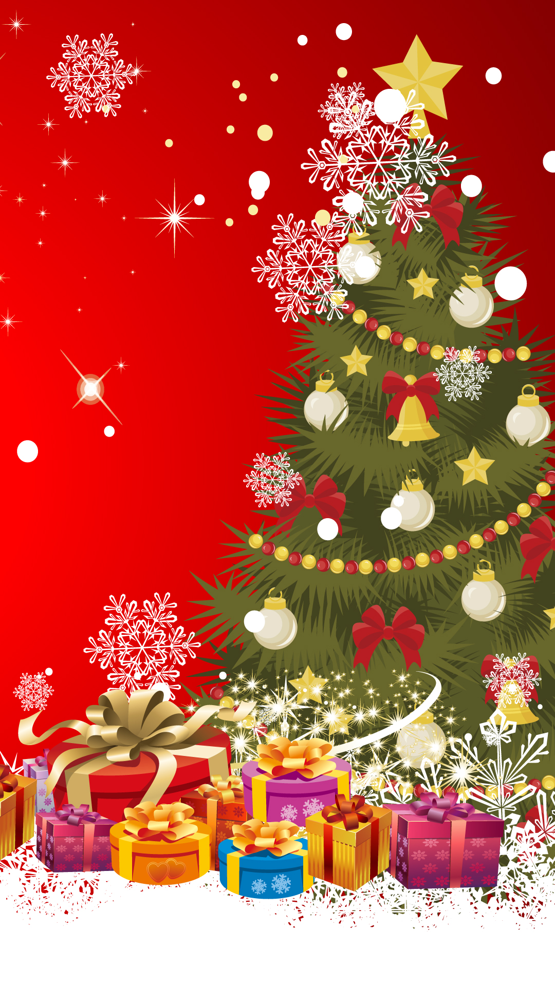 iphone wallpaper christmas